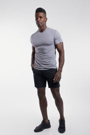 Havok Short Sleeve in Gray