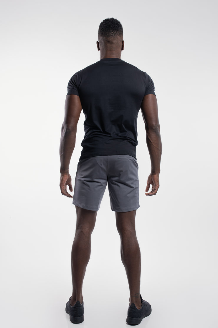 Havok Short Sleeve in Pitch Black - image no.2