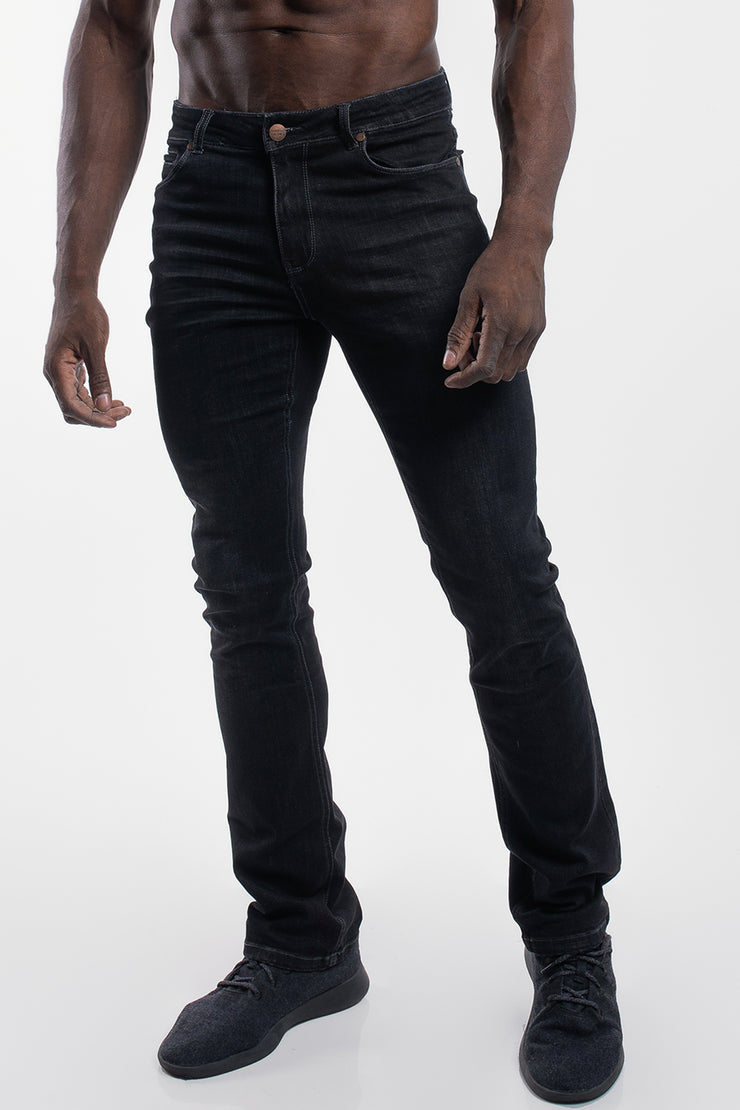 Boot Cut Athletic Fit in Stone Gray - image no.1