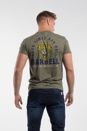 Good Times Shirt in Olive - thumbnail image no.2