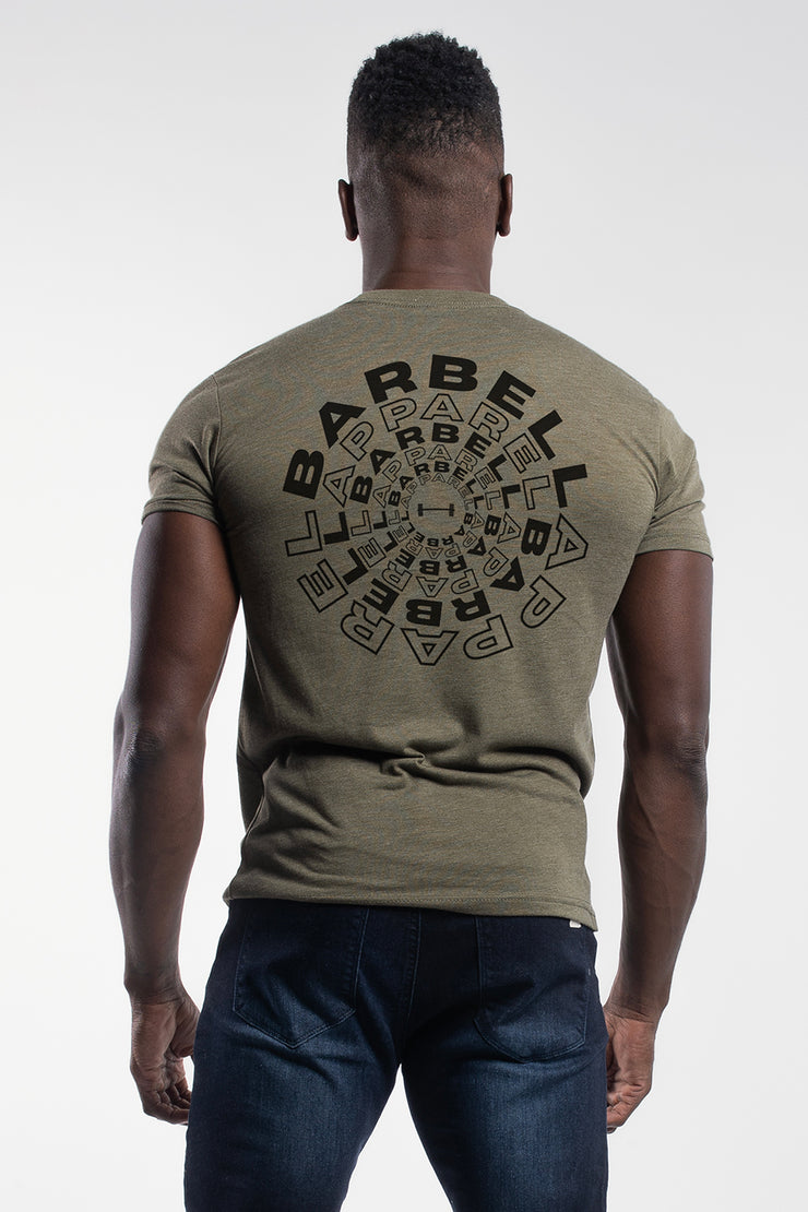 Hypnotic Tee in Olive - image no.1