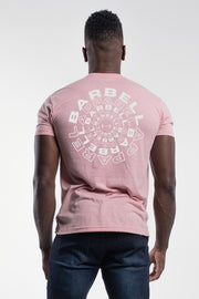Hypnotic Tee in Pink - thumbnail image no.2