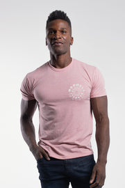 Hypnotic Tee in Pink - thumbnail image no.1