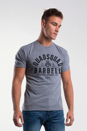 Quad Squad Shirt in Gray - thumbnail image no.1