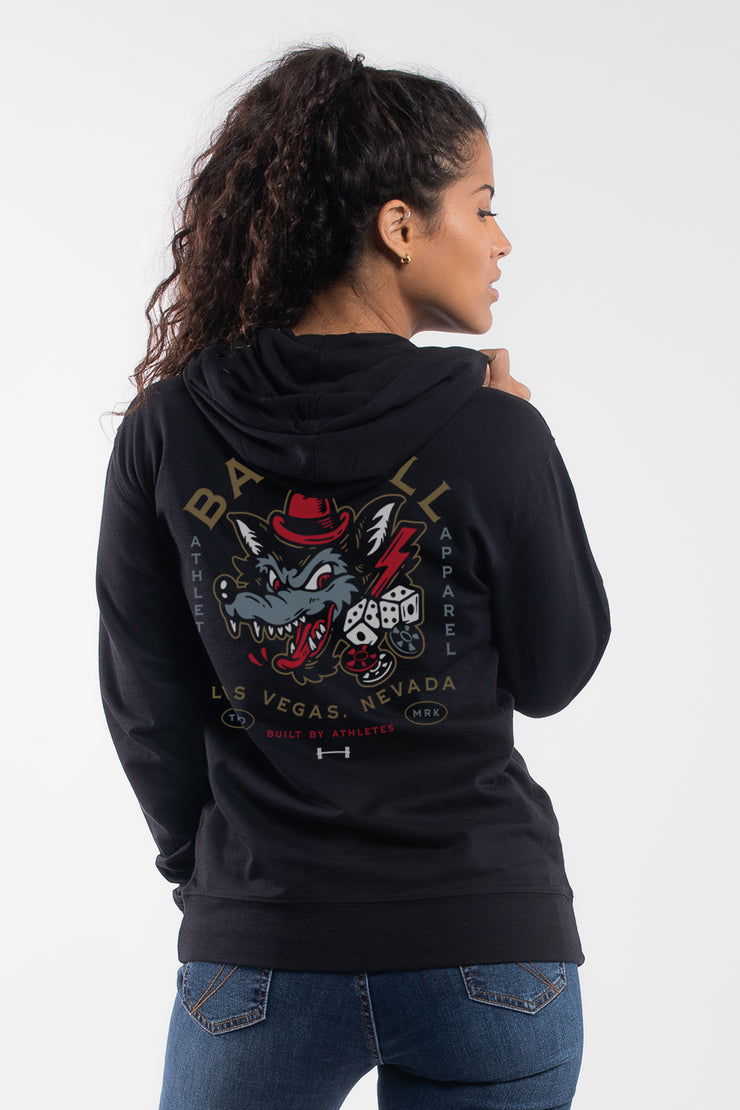 All In Hoodie in Black - Womens - image no.2