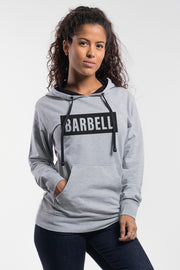 Crucial Hoodie in Gray - Womens - thumbnail image no.1