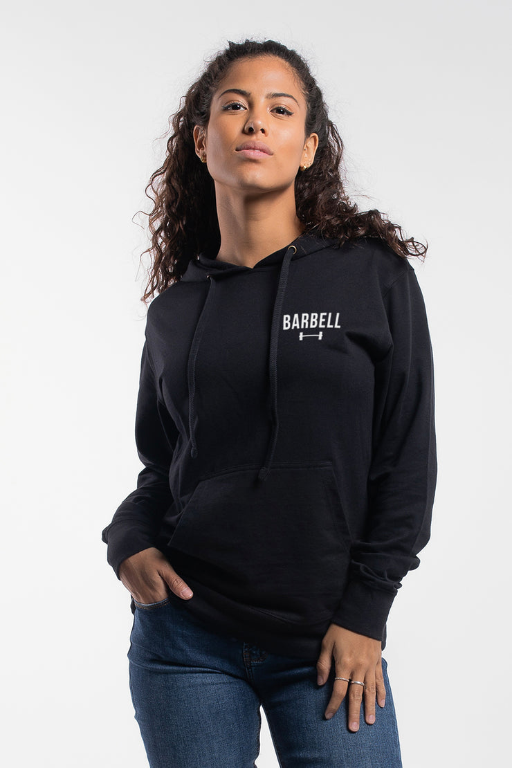 Martins Worlds Strongest Mandarin Hoodie in Black - Women's - image no.2
