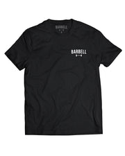 "Barbell x Martins ""Worlds Strongest Mandarin"" Shirt in Black"