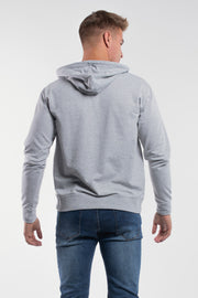 Barbell Hoodie in Gray - thumbnail image no.2