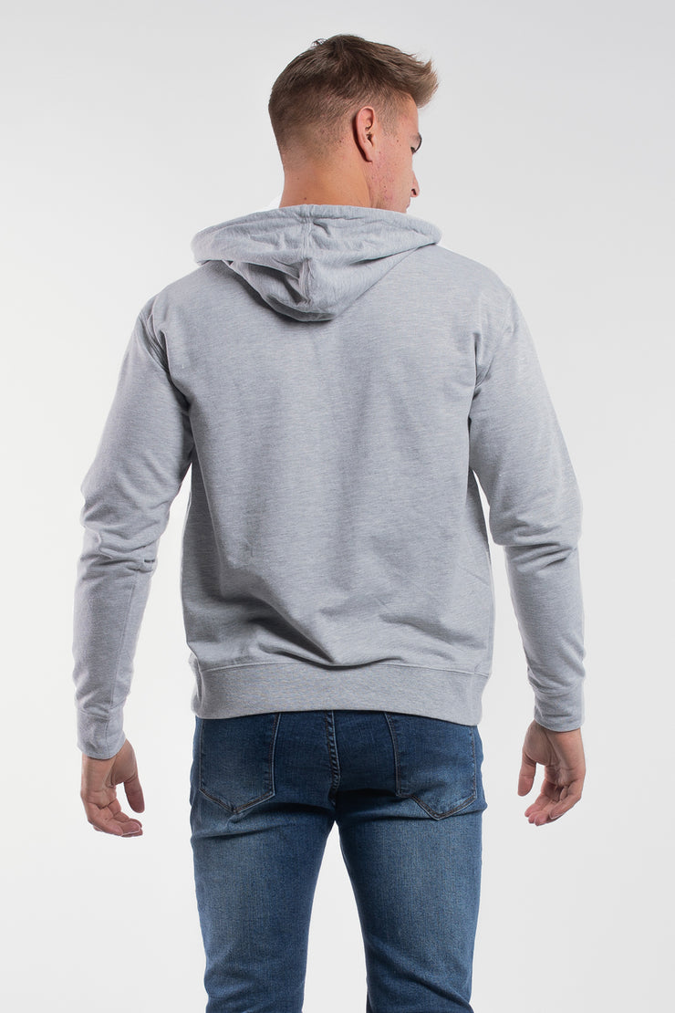 Barbell Hoodie in Gray - image no.2