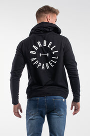 Full Circle Hoodie in Black - thumbnail image no.2