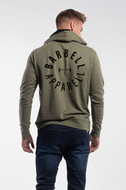 Full Circle Hoodie in Olive - thumbnail image no.2