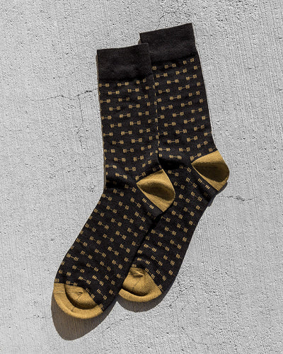 Black Edition Crossover Socks