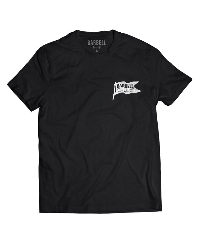 """Built To Last"" Shirt in Black"