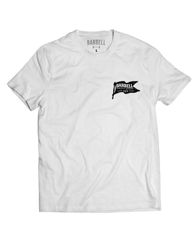 Built To Last Shirt in White