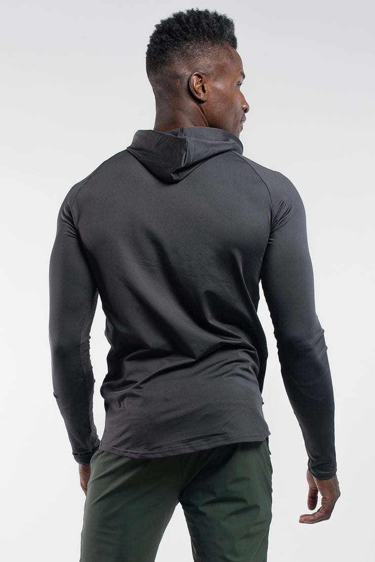 Stealth Hoodie in Charcoal - image no.3