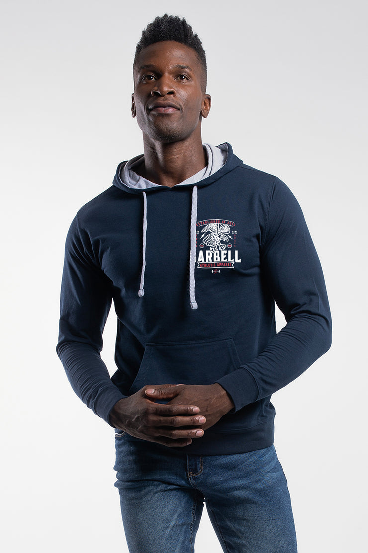 Freedom Hoodie in Navy - image no.1