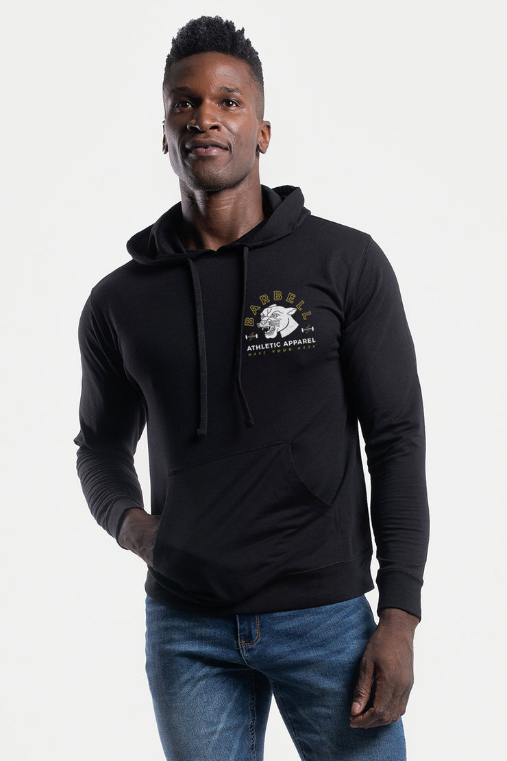 The Panther Hoodie in Black - image no.1