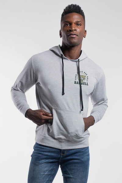 Good Times Hoodie in Gray