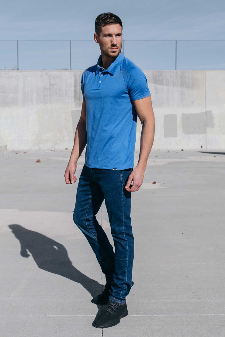Havok Polo in Blue (2018) - image no.3