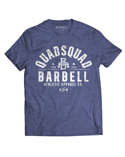 """Quad Squad"" Shirt in Navy"