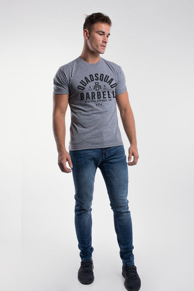 Quad Squad Shirt in Gray