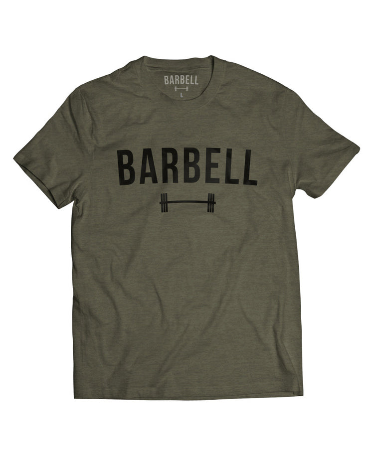 Barbell Shirt in OD Green