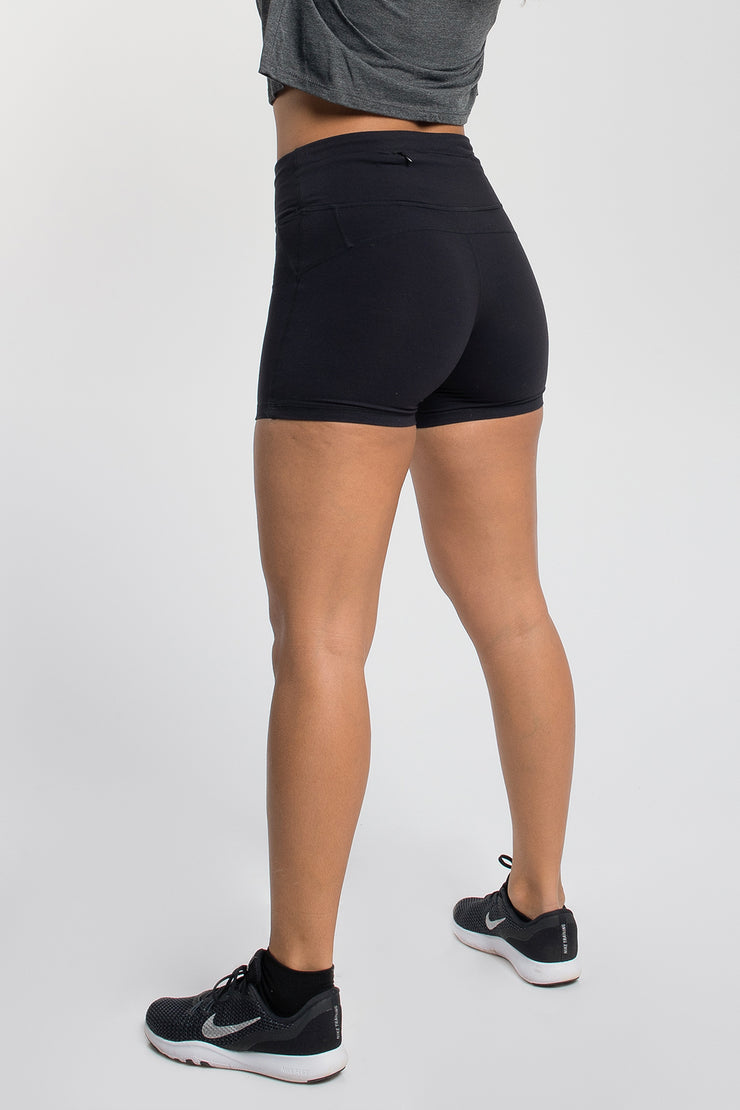 Stayput Short in Black - image no.8