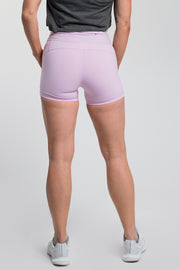 Stayput Short in Lavender