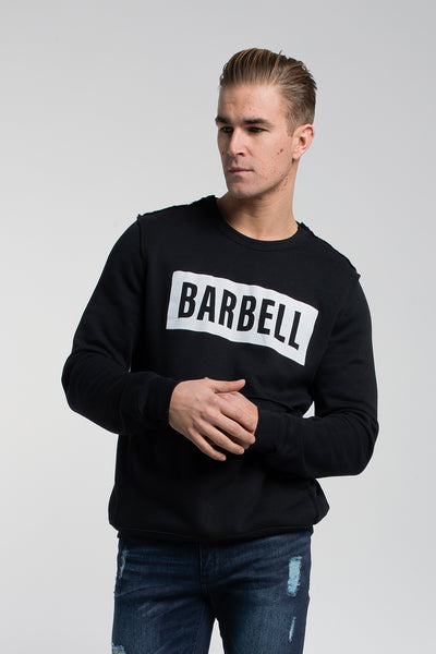 Crucial Pullover in Black