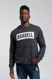 Crucial Pullover in Dark Grey - thumbnail image no.1