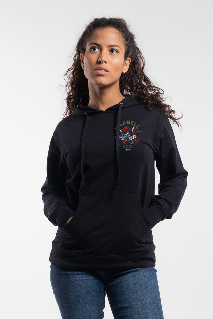 All In Hoodie in Black - Womens - image no.1