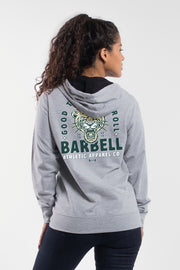 """Good Times"" Hoodie in Gray - Women's"
