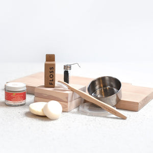 Zero Waste Beauty & Bathroom Kit
