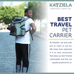 Load image into Gallery viewer, Katziela  Airline Approved Backpack for Pets