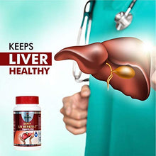 Load image into Gallery viewer, Sewfa Naturals LivHepato-7 for Healthy Liver - 60 Ayurvedic Capsules