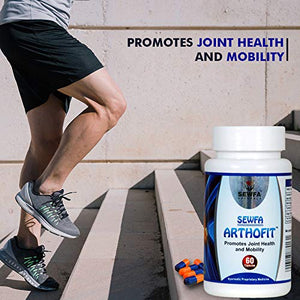 Sewfa Natural Arthofit Promotes Joint Health and Mobility - 60 Capsules