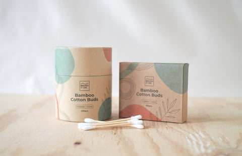 Sustainable Cotton Buds