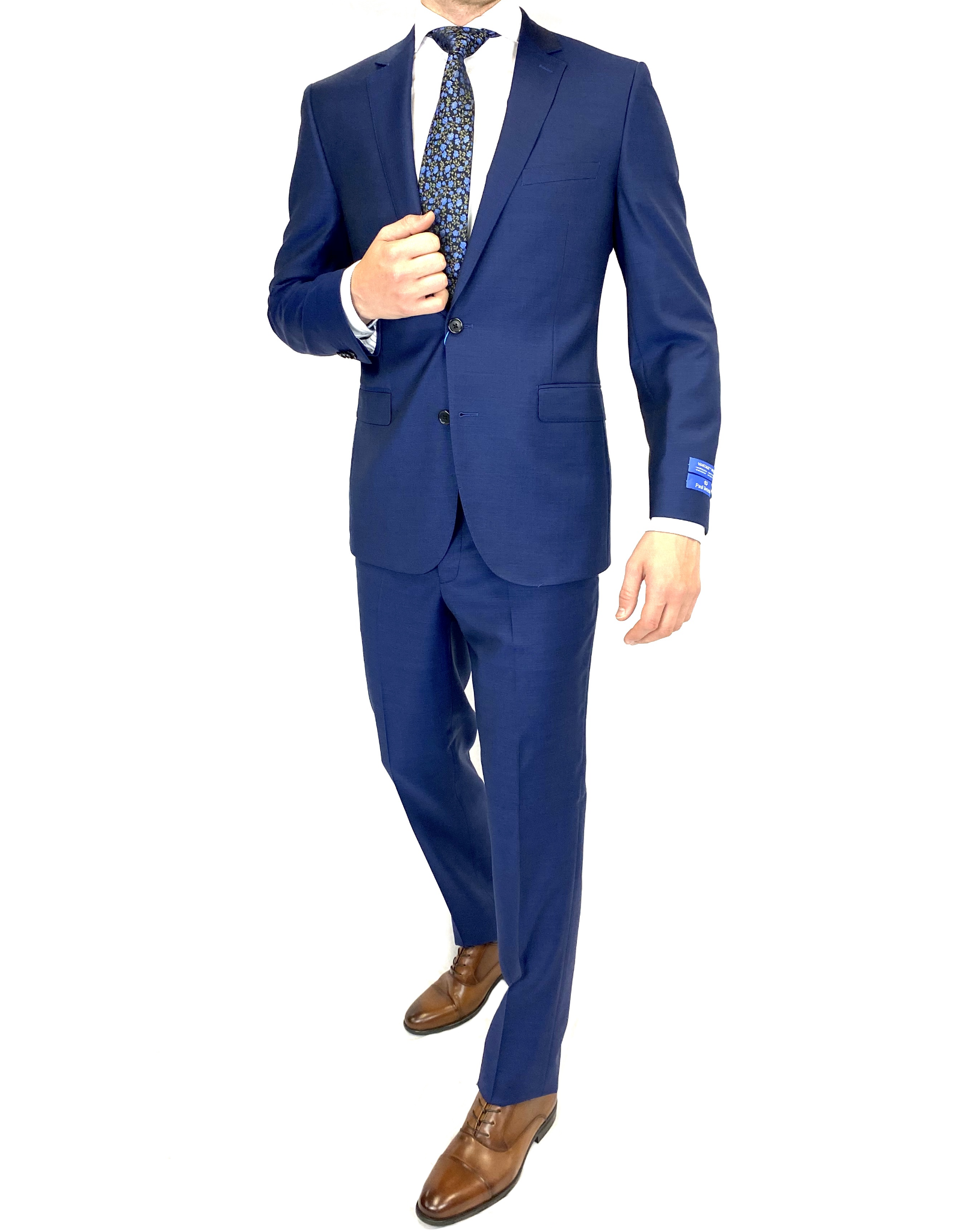 Paul Betenly Superbue Wool Suit