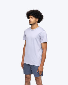 Reigning Champ Jersey Cotton T-Shirt in Mist