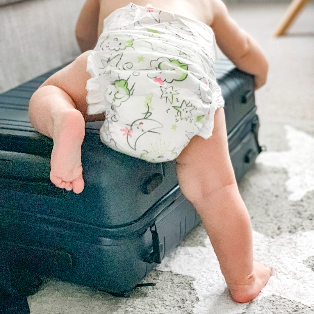 Traveling with Baby : Your Ultimate Packing List