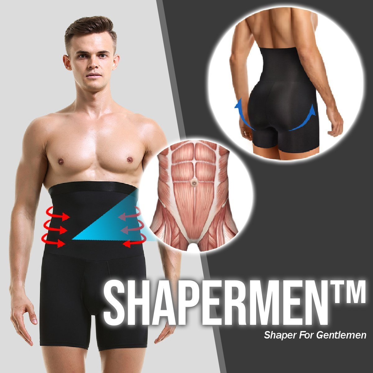 (Buy 2 can free shipping) ShaperMen Shaper For Gentlemen