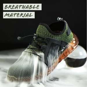 (Free shipping only Today)  Breathable Safety Shoes in 2019