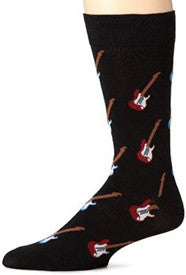 Guitar Hero Men's Crew Socks