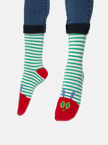 Eric Carle's Hungry Caterpillar Women's Crew Socks