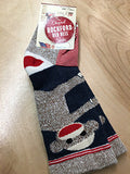 "Original Rockford Red Heel ""Monkey Hug"" Kids' Socks — 2 sizes"