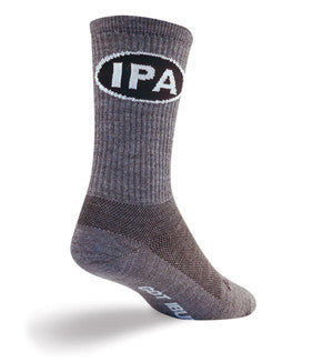IPA Men's Wool Crew Socks