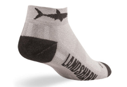 Land Shark Ankle Socks
