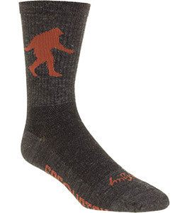 Sasquatch Turbo Wool Crew Socks