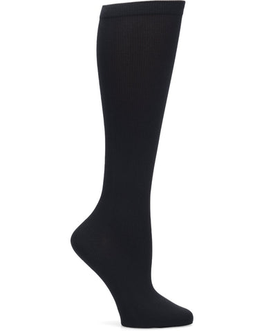Solid Black Compression Socks
